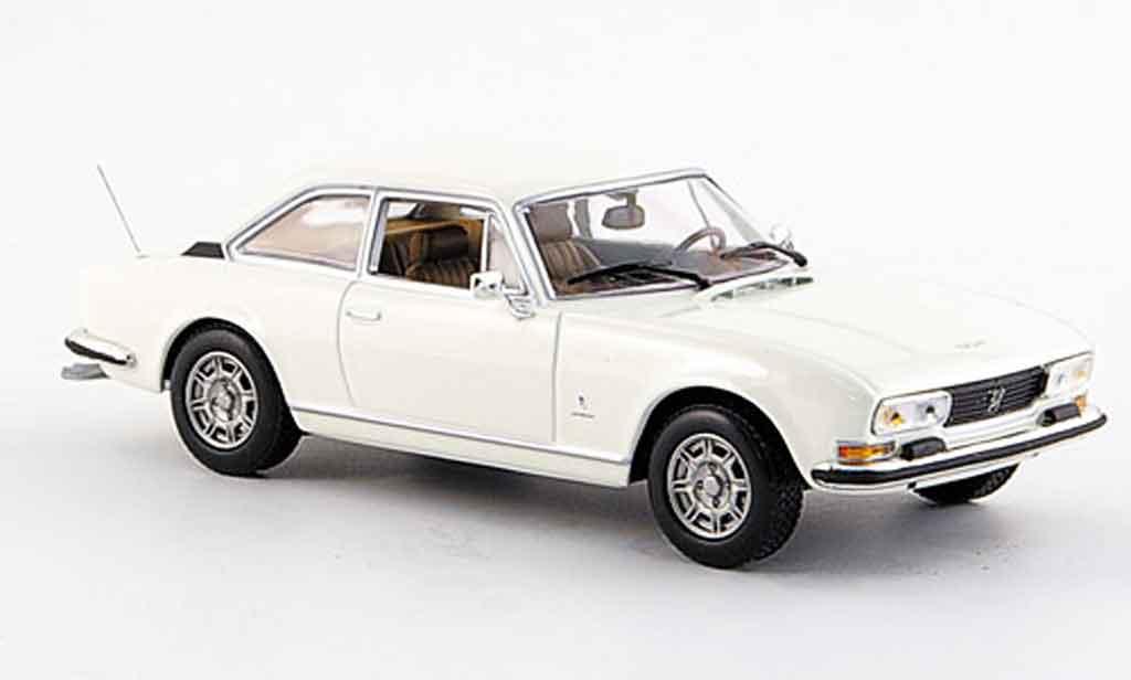 peugeot 504 coupe weiss 1976 minichamps modellauto 1 43 kaufen verkauf modellauto online. Black Bedroom Furniture Sets. Home Design Ideas