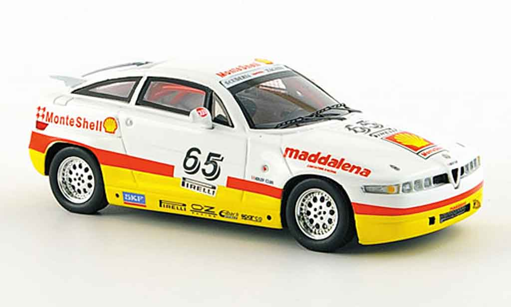 Alfa Romeo Giulietta SZ 1/43 Spark no.65 s trophy 1991 diecast model cars