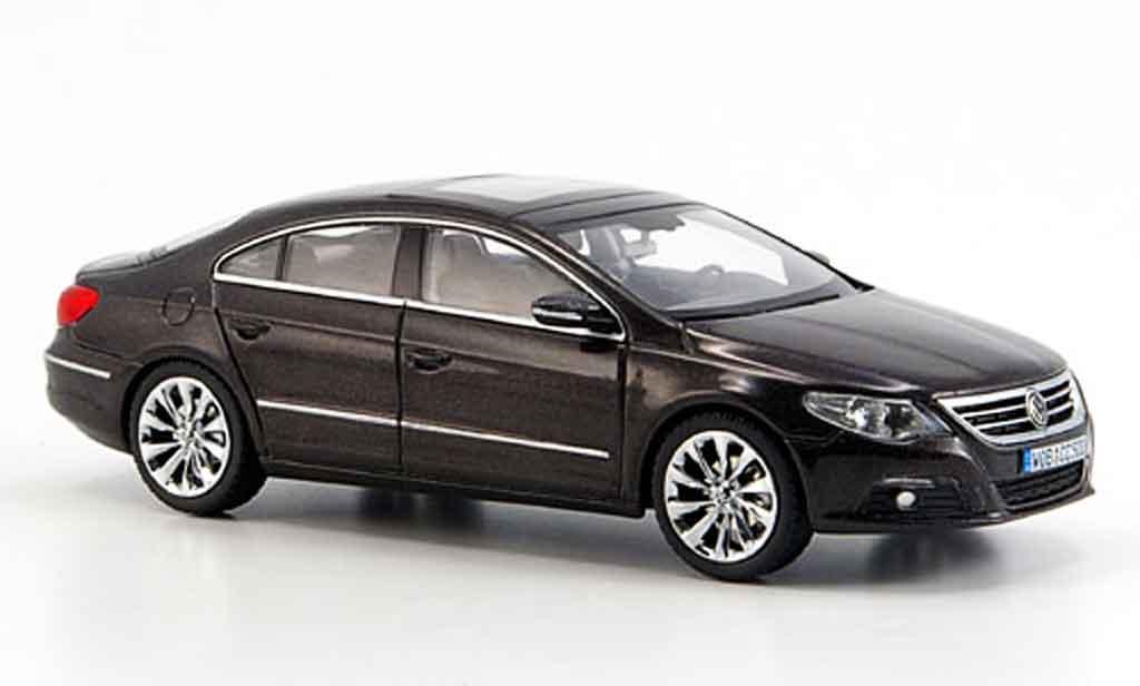 volkswagen passat cc miniature anthrazit 2007 schuco 1 43 voiture. Black Bedroom Furniture Sets. Home Design Ideas