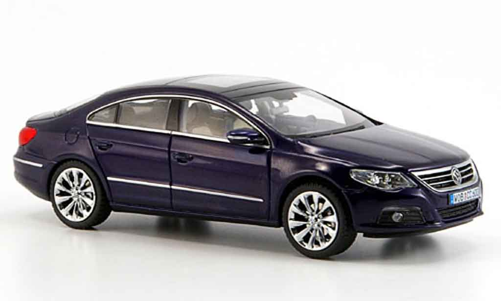 volkswagen passat cc blau 2007 schuco modellauto 1 43 kaufen verkauf modellauto online. Black Bedroom Furniture Sets. Home Design Ideas