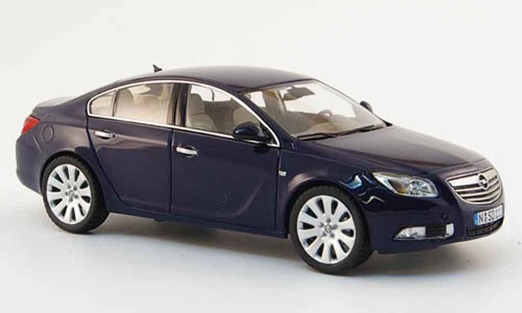opel insignia blau stufenheck 2008 schuco modellauto 1 43 kaufen verkauf modellauto online. Black Bedroom Furniture Sets. Home Design Ideas