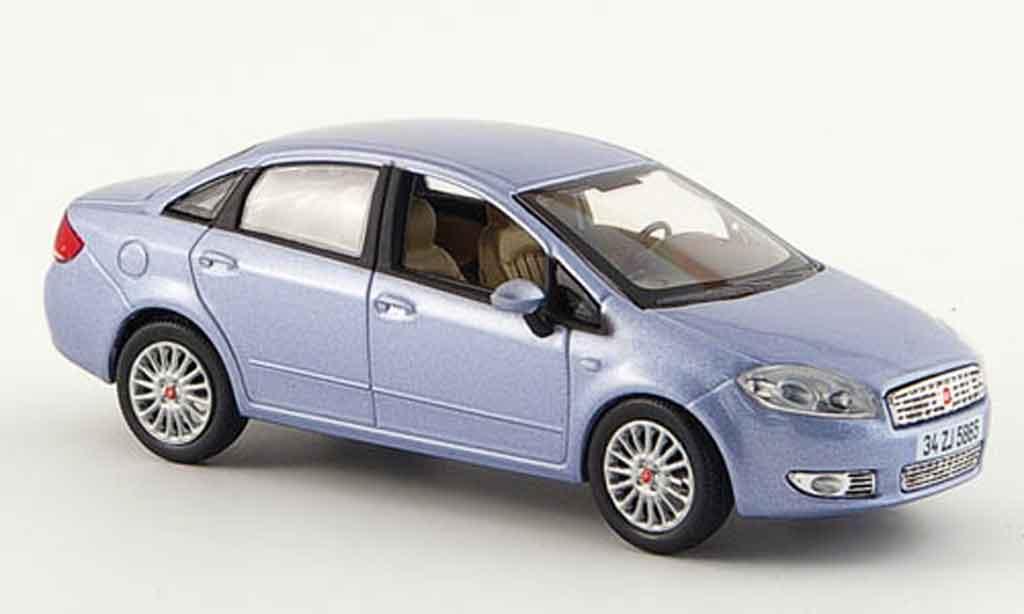 Fiat Linea blue 2006 Norev diecast model car 1/43 - Buy ...