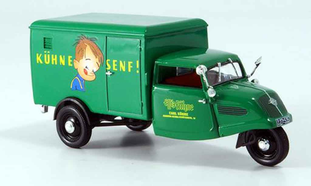 Seat Tempo 1/43 Norev hankuhne senf 1950 miniature