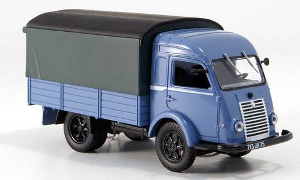 Renault Gallion 1/43 Norev Ridelle grise Pritsche-Plane 1959 miniature