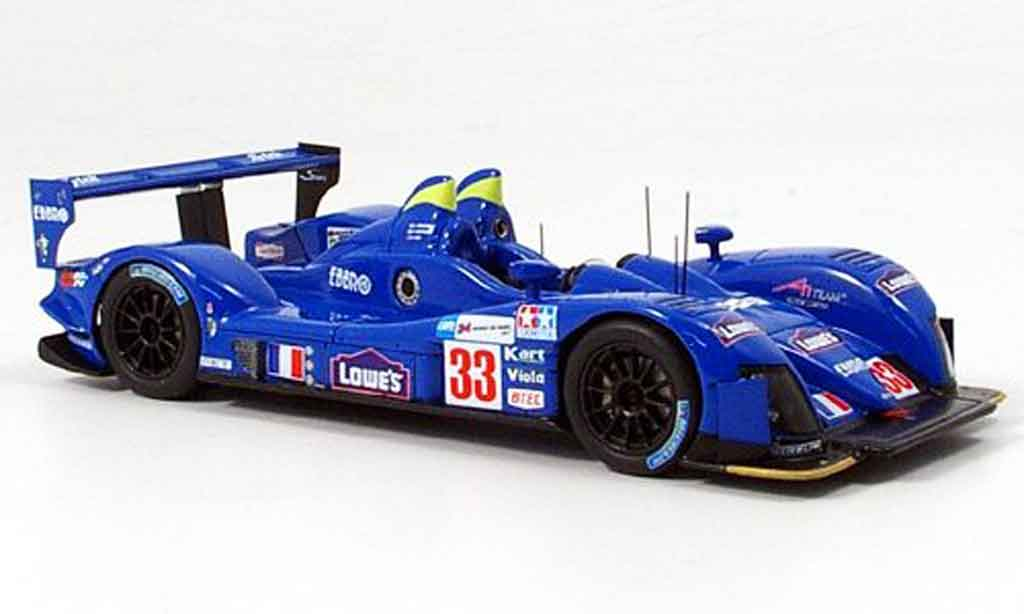 Zytek 07S 1/43 Ebbro LeMans No. 33 2007 miniature