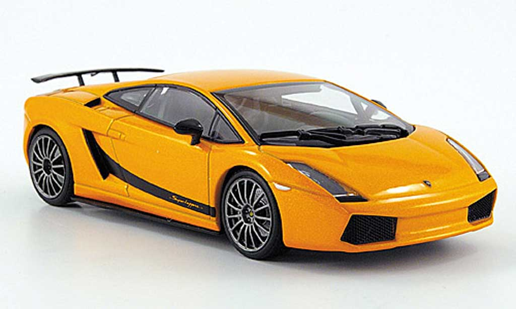 lamborghini gallardo superleggera orange autoart modellauto 1 43 kaufen verkauf modellauto. Black Bedroom Furniture Sets. Home Design Ideas