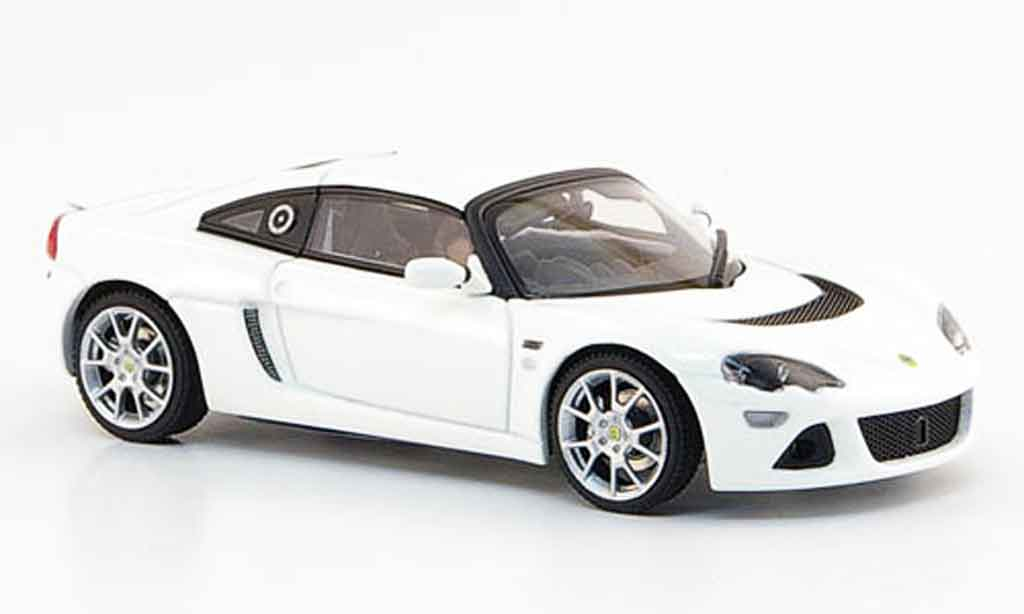 Lotus Europa 1/43 Autoart s blanche miniature