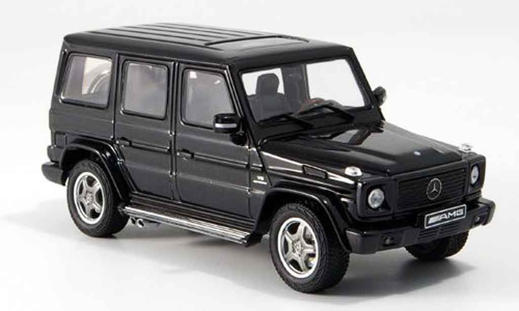 Mercedes Classe G 1/43 Autoart G55 AMG noire miniature