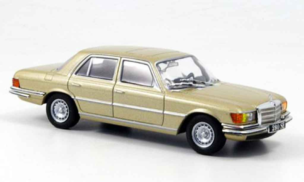 Mercedes 280 1972 1/43 WhiteBox SE or miniature