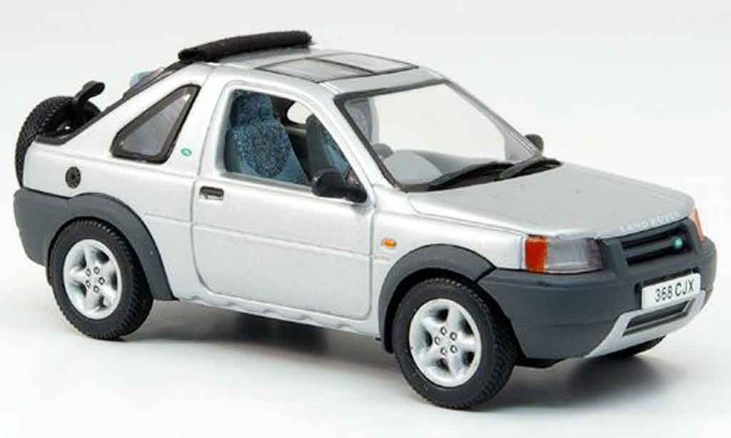 Land Rover Freelander 1/43 Eagle grise 1998 miniature