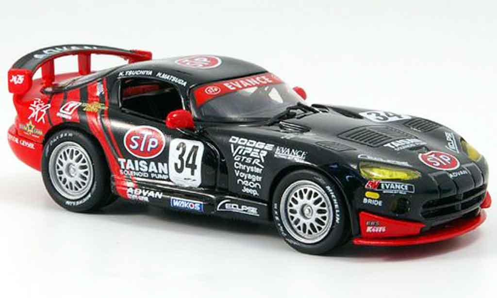 Dodge Viper GTS R 1/43 Eagle Taisan Team 97 24h Le Mans 1997 miniature