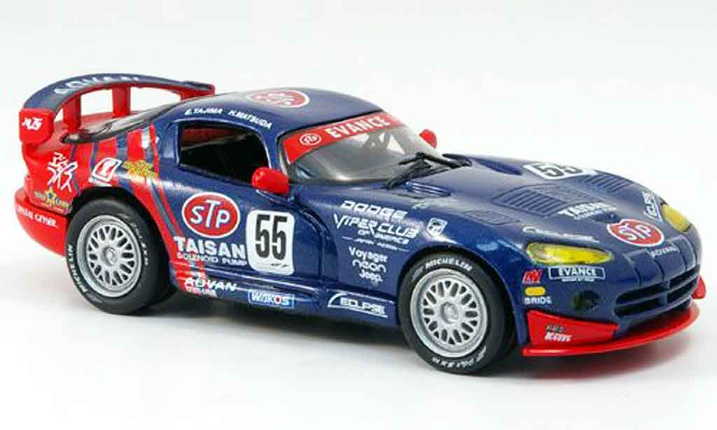 Dodge Viper GTS R 1/43 Eagle Taisan Team 98 24h Le Mans 1998 miniature