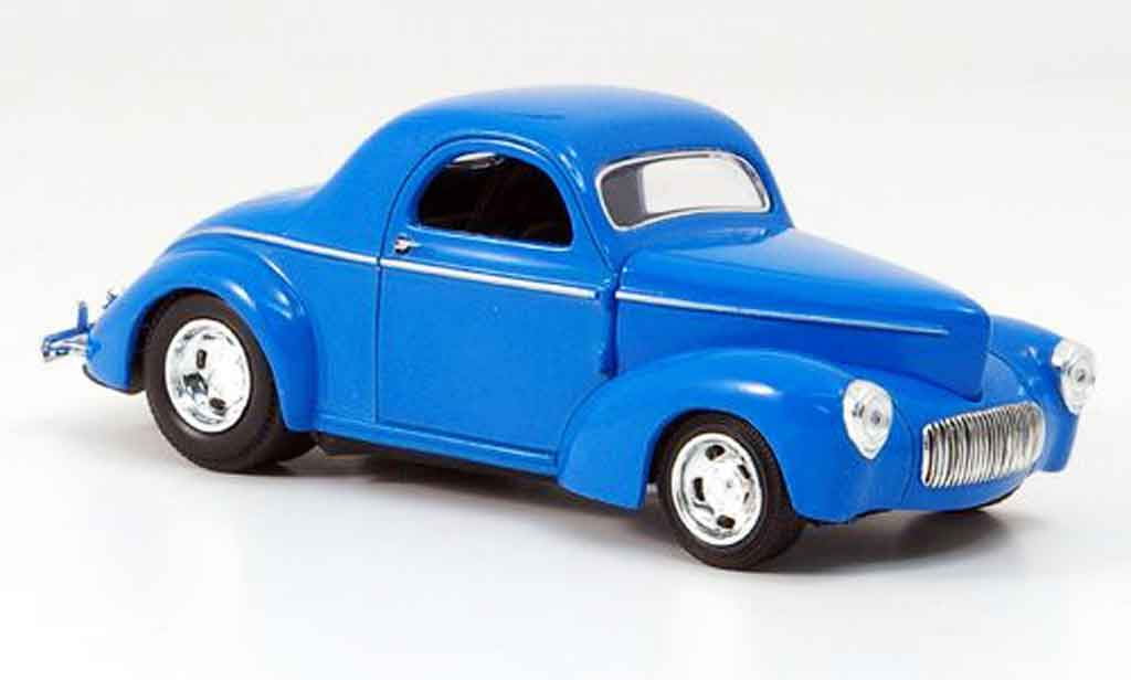Willys Coupe 1941 1/43 Eagle Strassenversion miniature