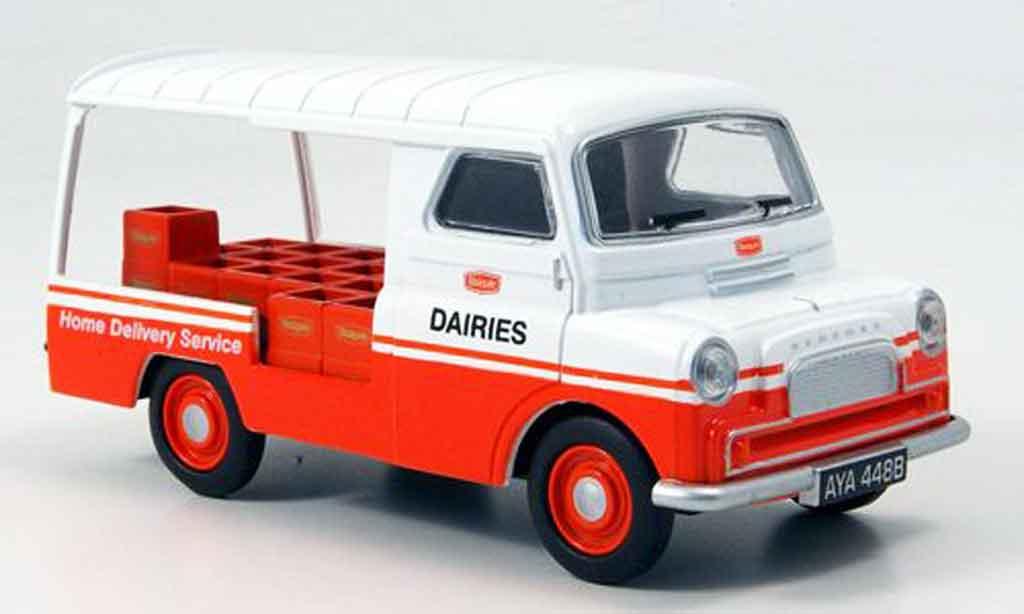 Bedford CA 1/43 Oxford Pritsche Dairies Milchlieferwagen miniature
