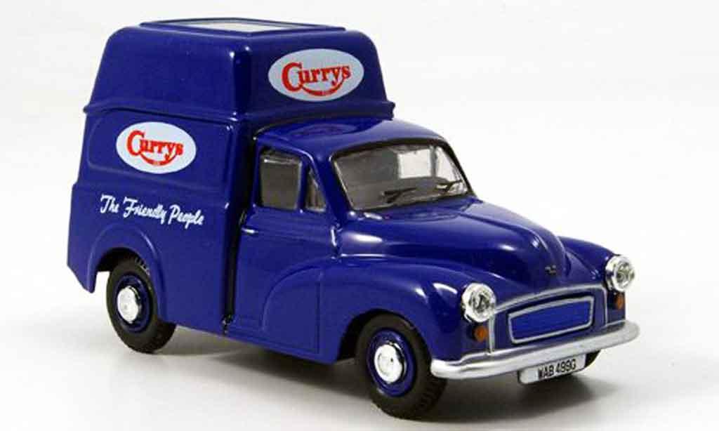 Morris Minor 1/43 Oxford High Top Van Currys Hochdachlieferwagen miniature