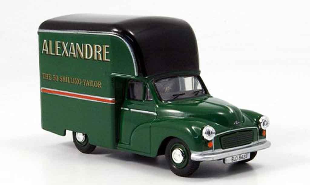 Morris Minor 1/43 Oxford Gown Alexandre Hochdach Kastenwagen miniature