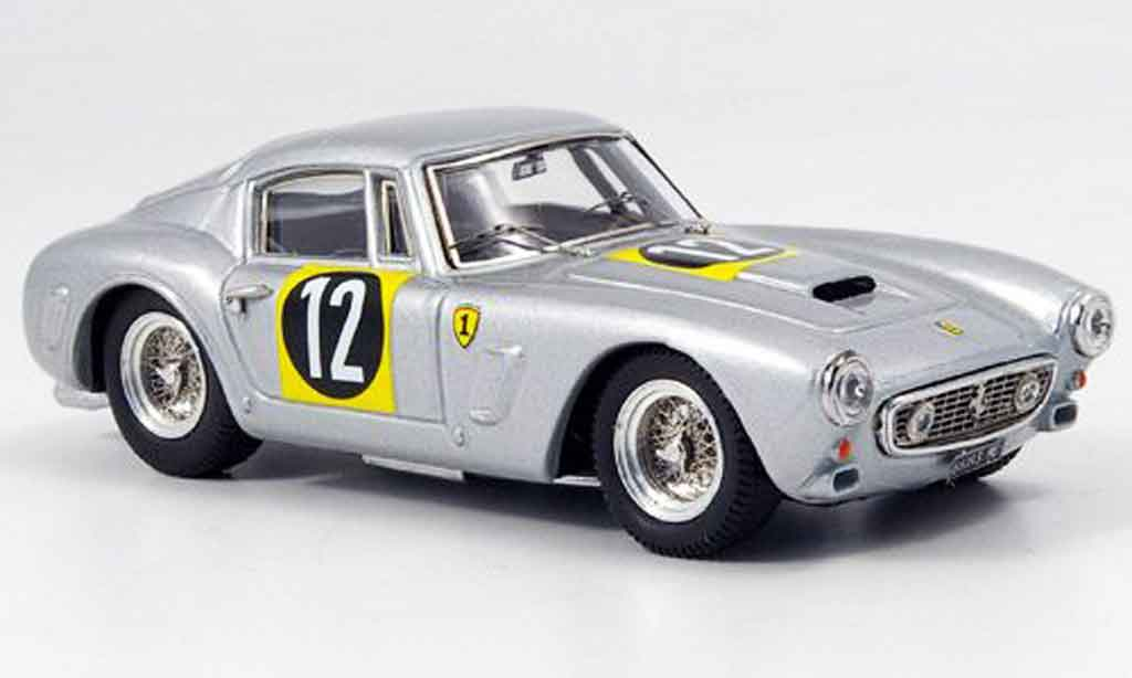 Ferrari 250 GT 1963 1/43 Bang swb no.12 p.dumay sieger gp japan miniature
