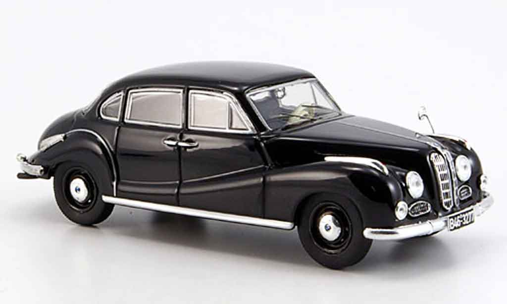 Bmw 501 1/43 Norev noire 1952 miniature