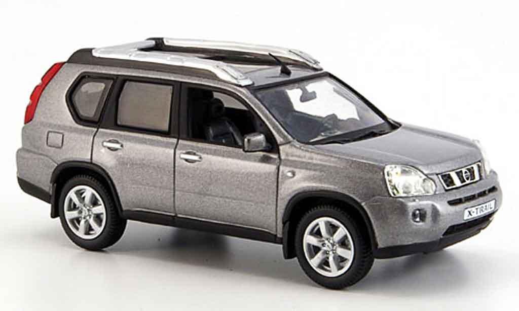 nissan x trail miniature voiture. Black Bedroom Furniture Sets. Home Design Ideas