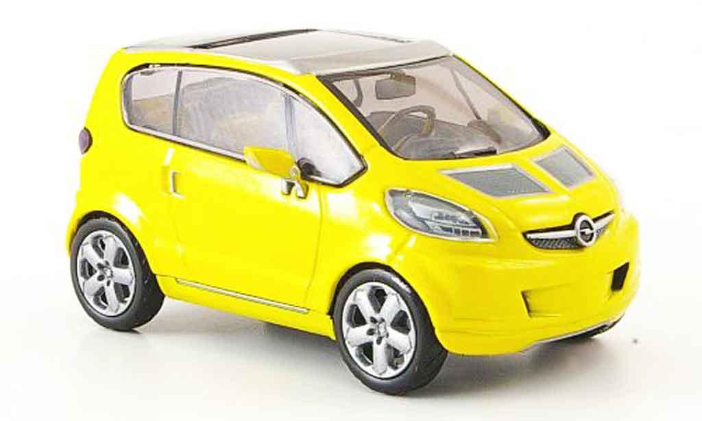Opel TriXX 1/43 Norev concept car autosalon genf 2006 miniature