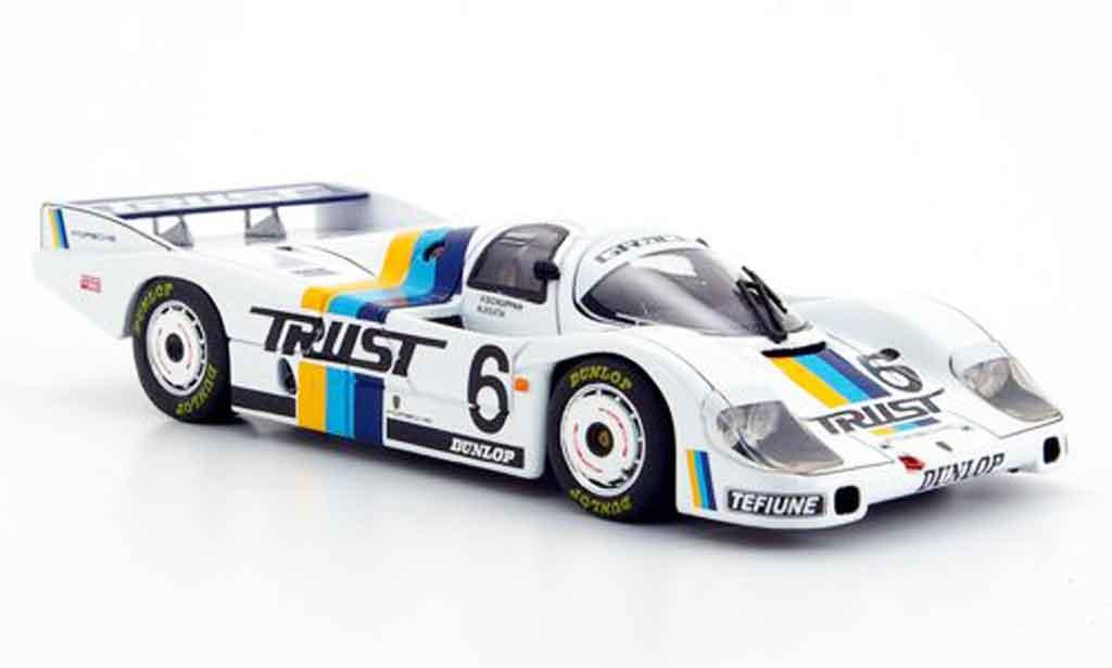 Porsche 956 1983 1/43 Ebbro WEC Trust Japan miniature