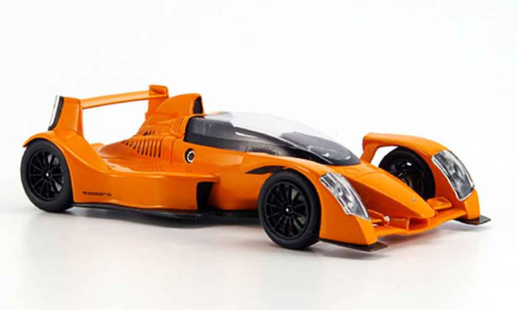 Caparo T1 1/43 Spark orange 2007 miniature