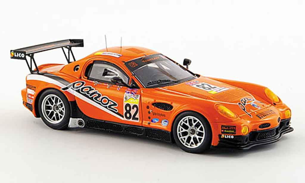 panoz esperante miniature team lnt 24h le mans 2007 spark 1 43 voiture. Black Bedroom Furniture Sets. Home Design Ideas