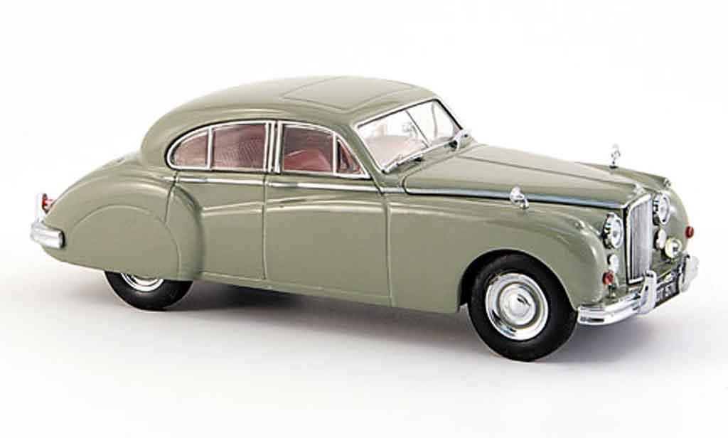 Jaguar MK 7 1/43 Oxford m grise limousine miniature