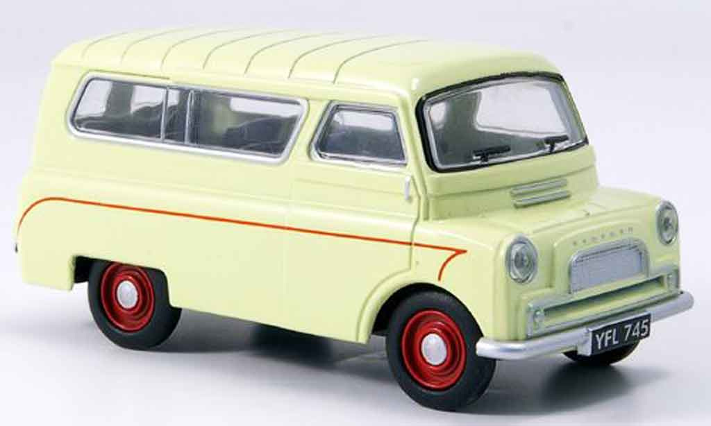 Bedford CA 1/43 Oxford Camper blanche Minibus miniature