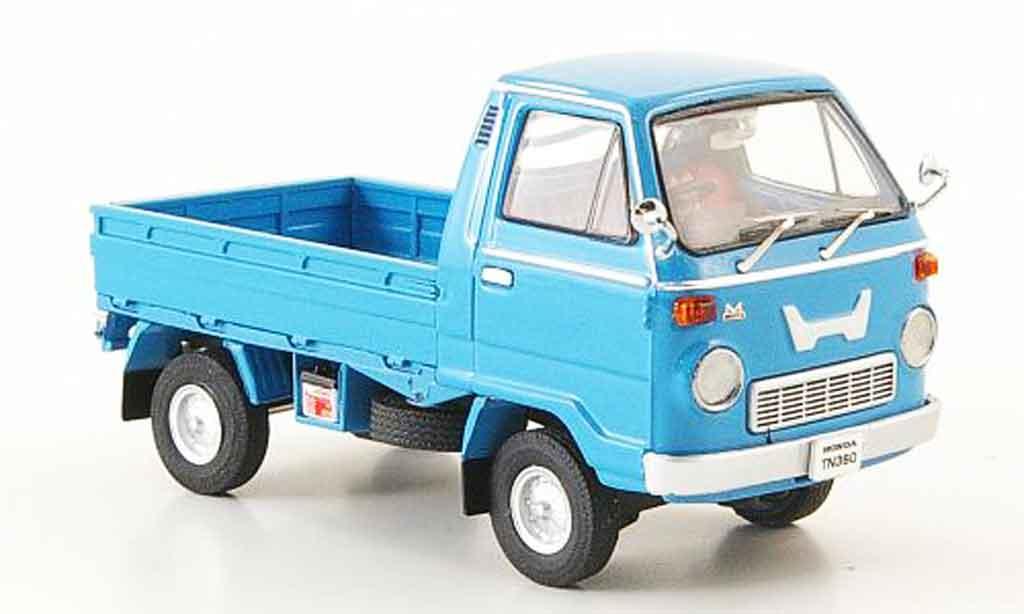 Honda TN360 1/43 Ebbro bleu Pick Up 1968 miniature