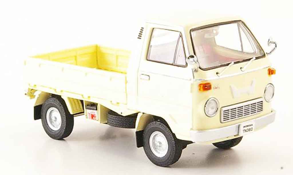Honda TN360 1/43 Ebbro beige Pick Up 1968 diecast model cars
