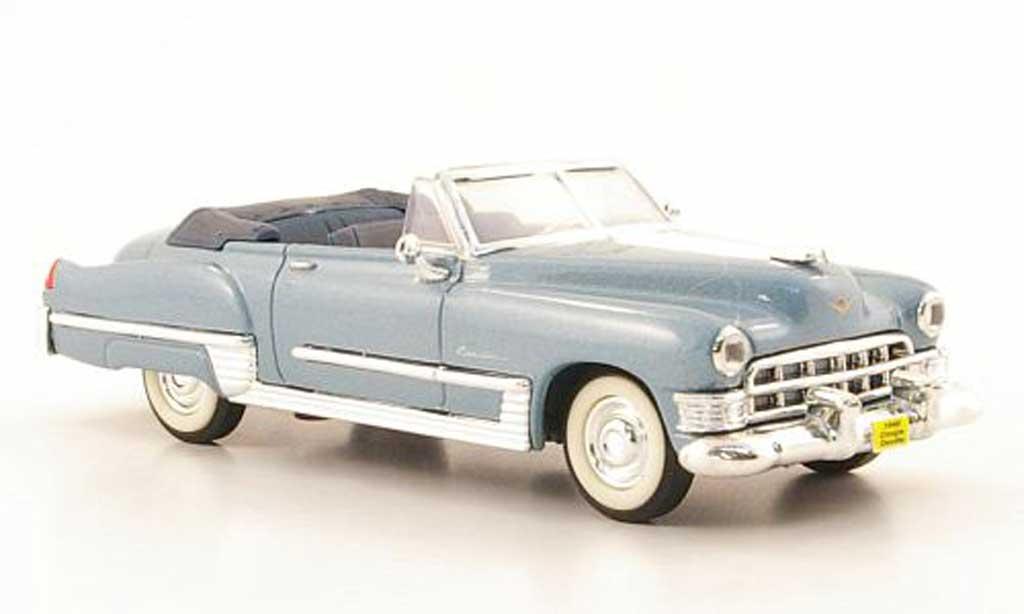 Cadillac Deville 1949 1/43 Yat Ming 1949 Coupe grise bleue miniature