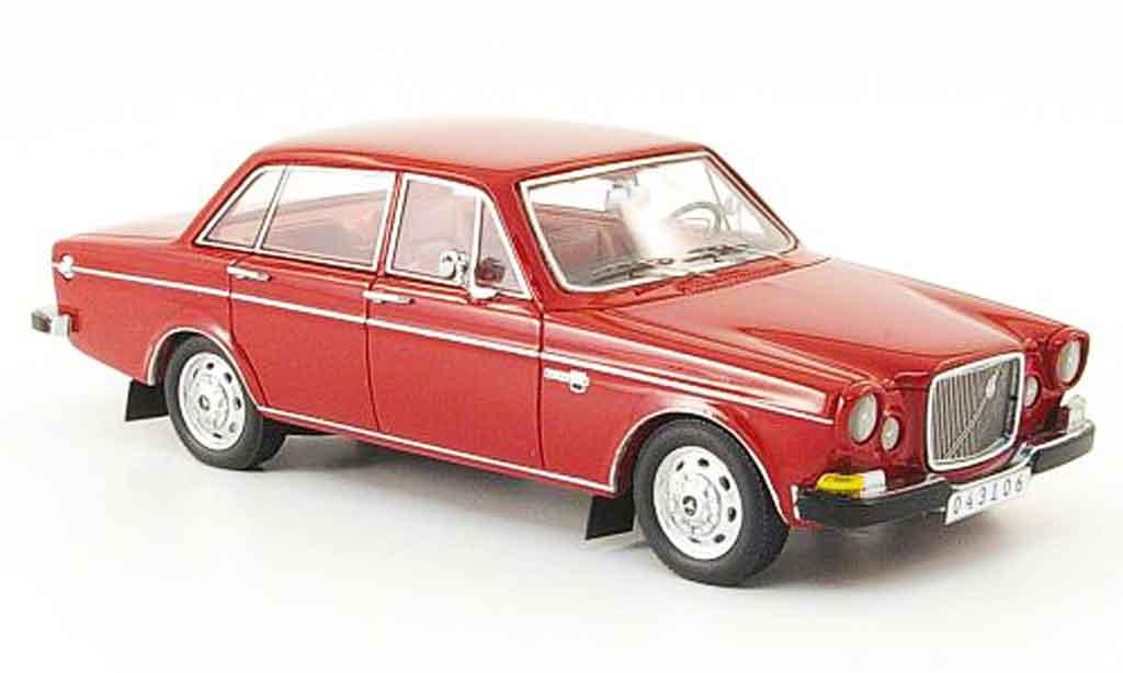 Volvo 164 1/43 Neo rouge 1969 miniature