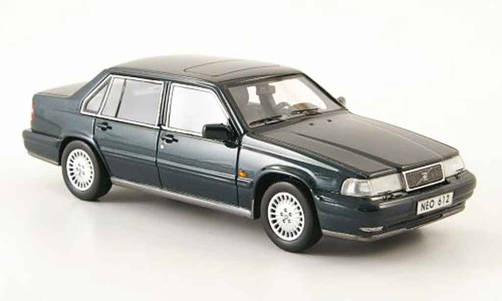 Volvo 960 green 1996 Neo. Volvo 960 green 1996 miniature 1/43