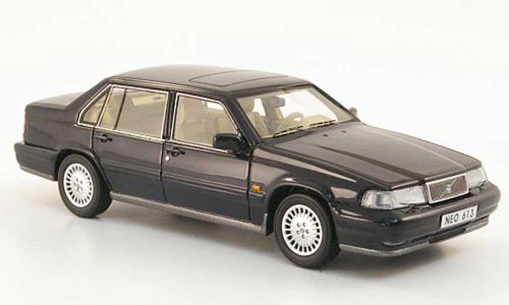 Volvo 960 1/43 Neo noire 1996 miniature
