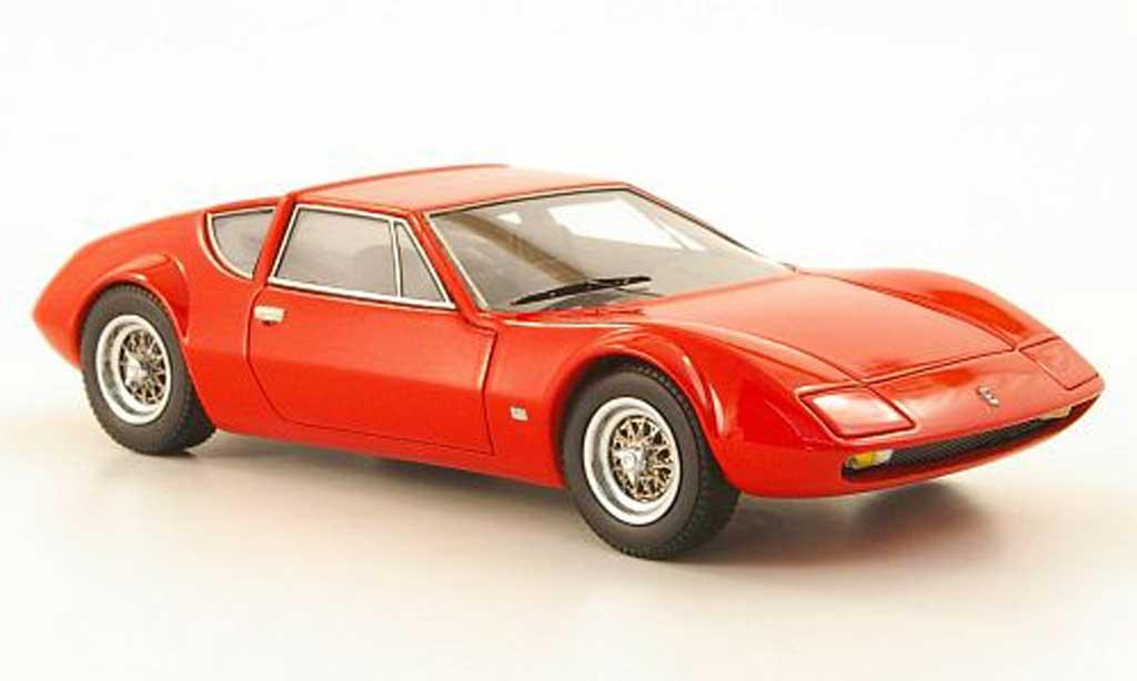 Monteverdi Hai 1/43 Neo 450 SS rouge 1971 miniature