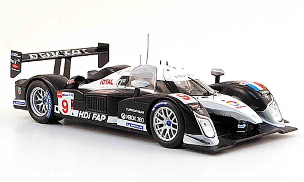 peugeot 908 le mans 2008 miniature voiture. Black Bedroom Furniture Sets. Home Design Ideas