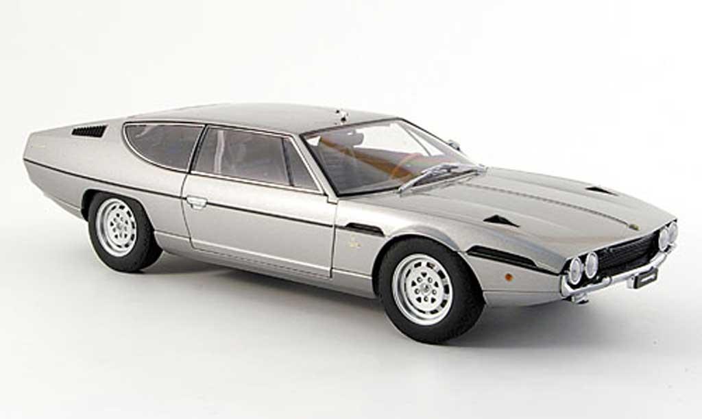 Lamborghini Espada Gray Autoart Diecast Model Car 1 18