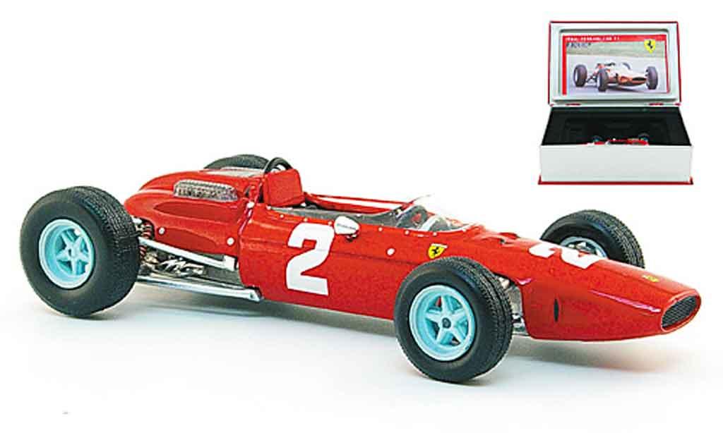 Ferrari 158 1964 1/43 IXO f1 no.2 j.surtees sieger italien gp monza miniature