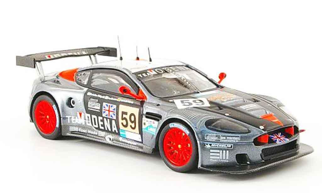 Aston Martin DBR9 1/43 IXO no.59 garcia  menten  fittipaldi le mans 2007 miniature