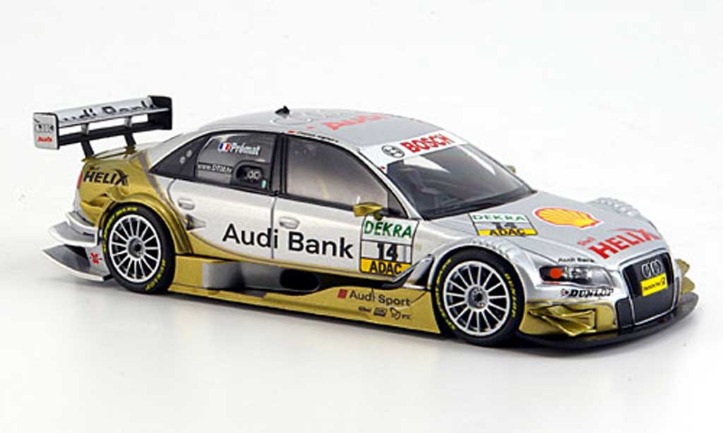 Audi A4 DTM 1/43 Minichamps No.14 Team Phoenix Saison 2008 diecast model cars
