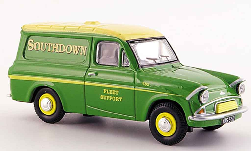 Ford Anglia 1/43 Oxford Van Southdown diecast model cars