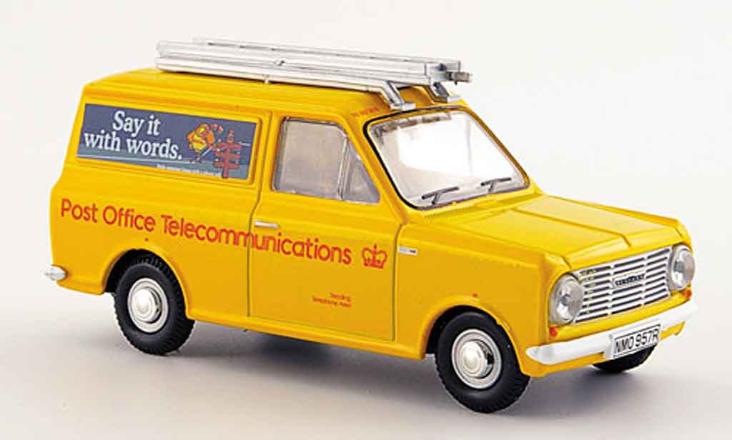 Bedford HA 1/43 Oxford Van Post Office Buzby miniature