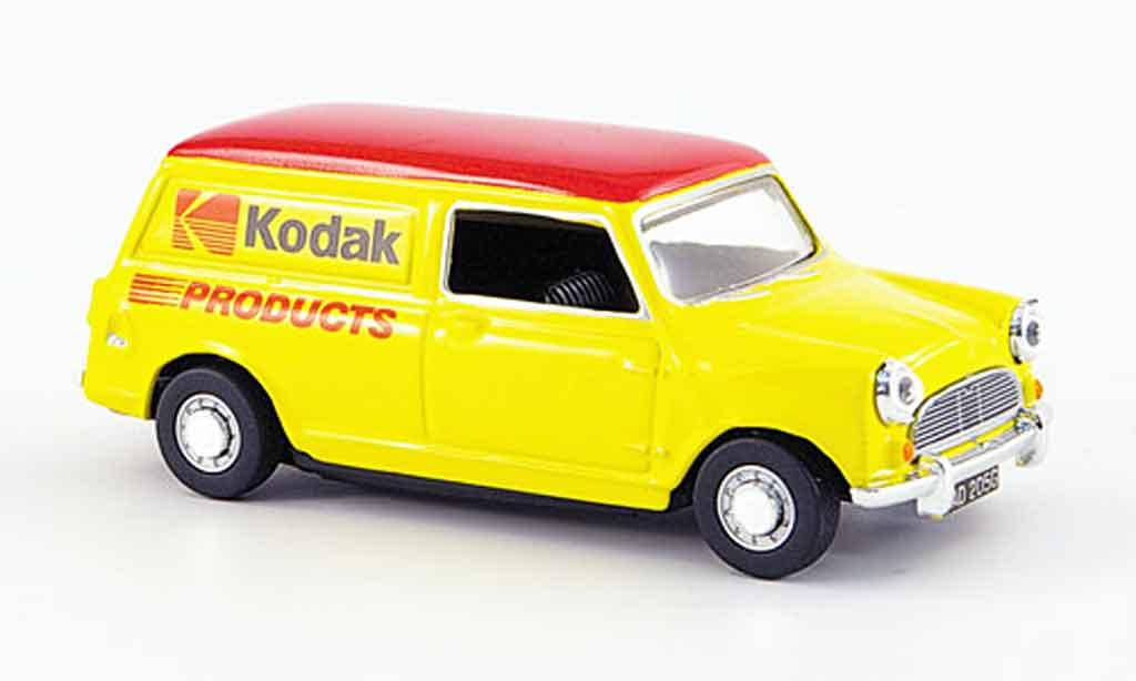 Austin Mini Van 1/43 Oxford Kodak miniature