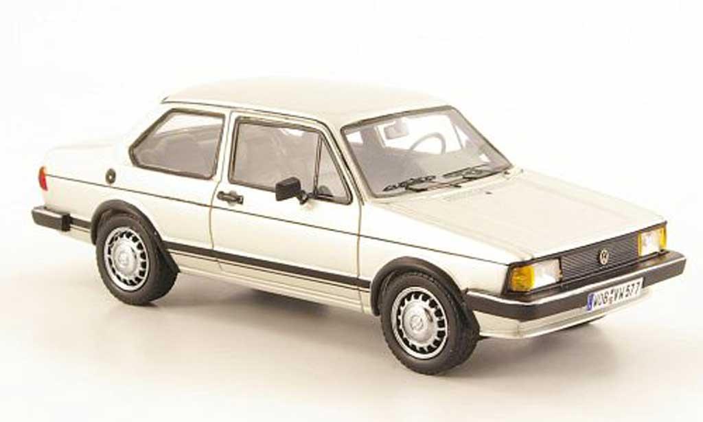 Volkswagen Jetta 1/43 Neo I grise beige 2-portes 1980 miniature