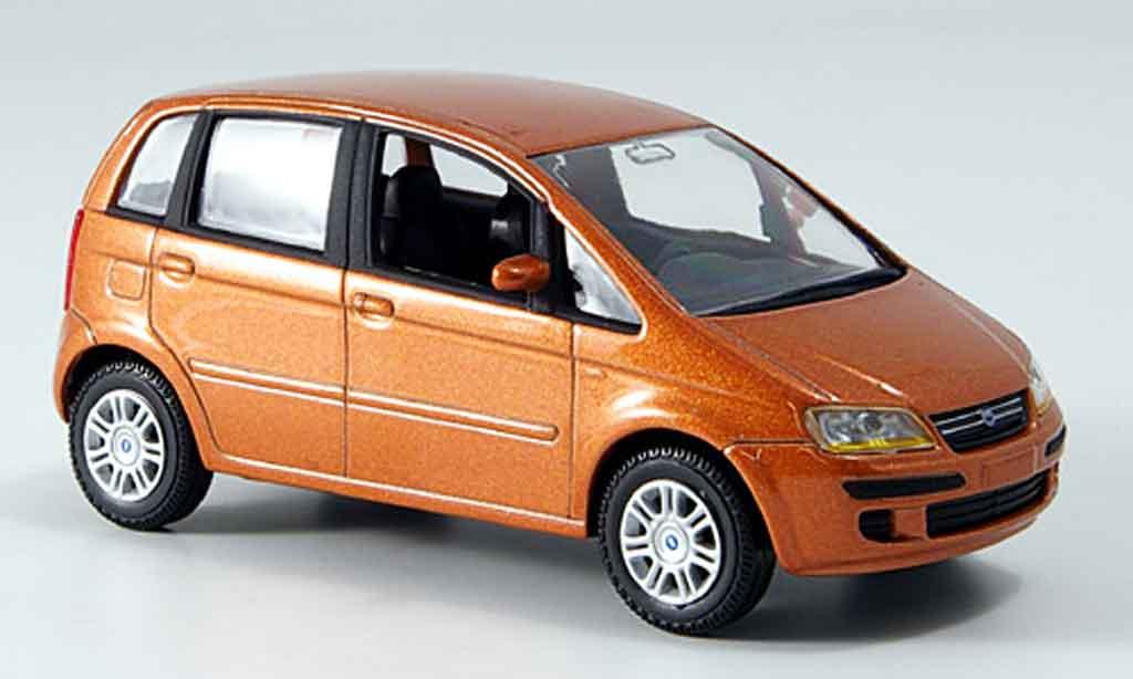 Fiat Idea Kupfer 2003 Mcw Modellini Auto 1 43 Comprare