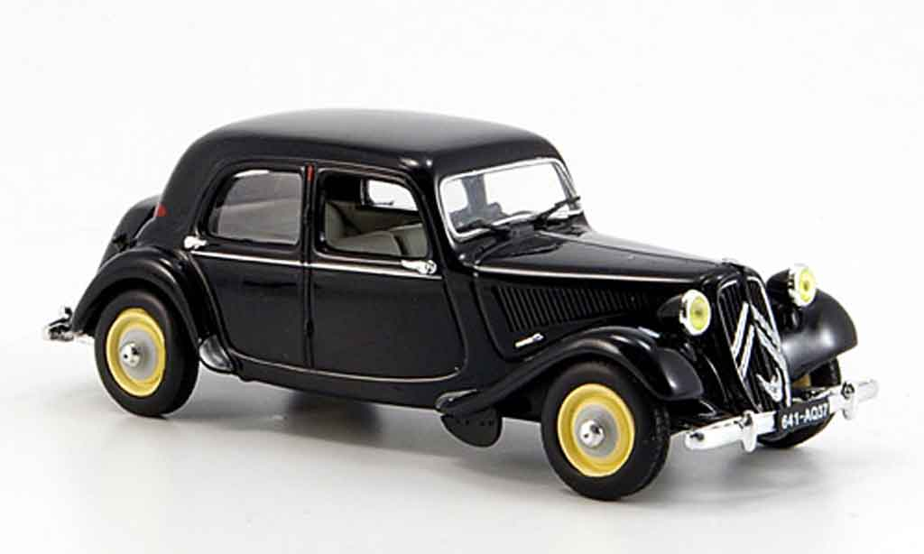 citroen traction 11 bl black 1953 mcw diecast model car 1 43 buy sell diecast car on. Black Bedroom Furniture Sets. Home Design Ideas
