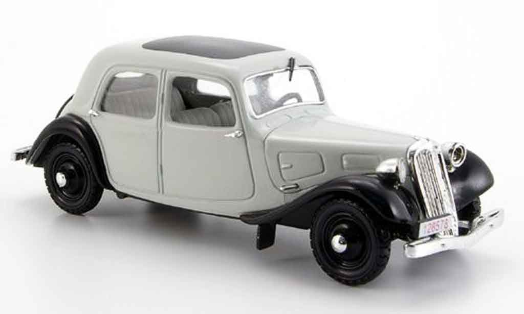 citroen traction 7 a belge gray 1934 mcw diecast model car 1 43 buy sell diecast car on. Black Bedroom Furniture Sets. Home Design Ideas