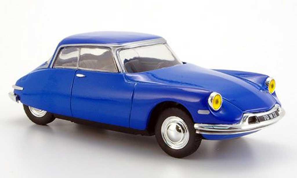 citroen ds 19 coupe ricou blau 1959 mcw modellauto 1 43 kaufen verkauf modellauto online. Black Bedroom Furniture Sets. Home Design Ideas