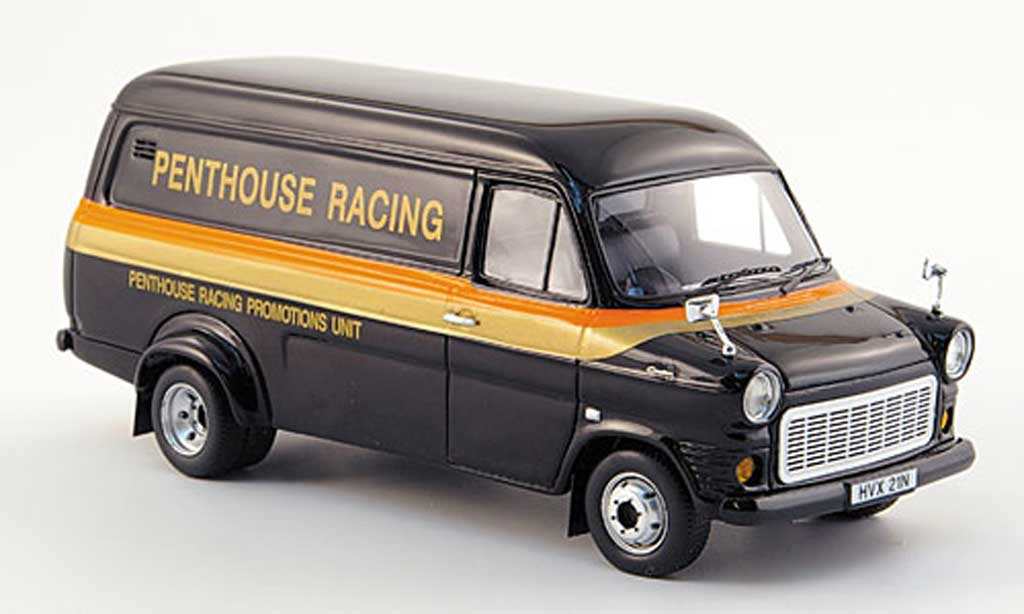 Ford Transit 1/43 Spark Penthouse Racing 1970 miniature